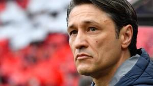 Das Saisonfinale wird für Kovac zum Endspiel