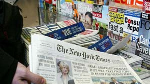 "Rettet Google die ""New York Times""?"