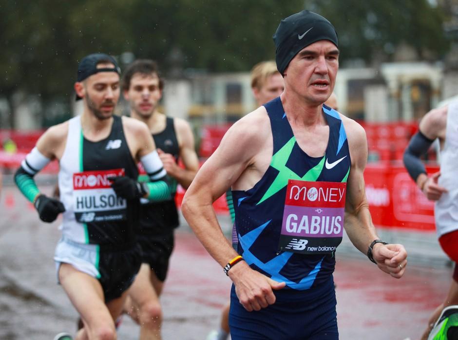 London Marathon Eliud Kipchoge Geschlagen Arne Gabius Hadert