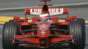 Ferrari präsentiert ein Loch