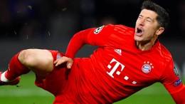 Glück im Unglück für Bayern bei Lewandowski-Ausfall