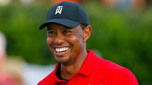 Golf-Phänomen Woods krönt Comeback