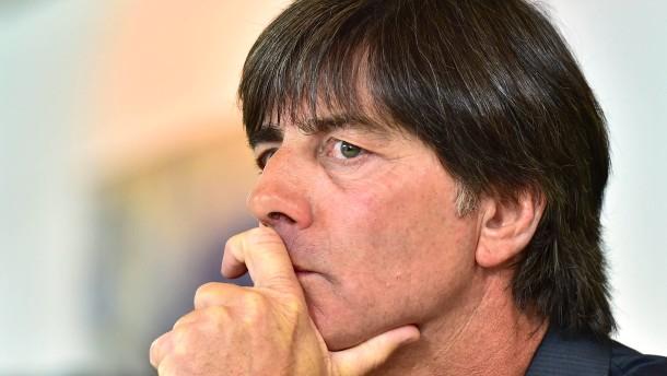 Jetzt spricht Löw über das deutsche Pech