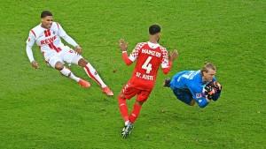 Mainz will im Rhythmus bleiben