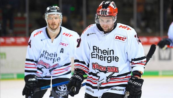 Polizeischutz für Kölner Eishockey-Profis