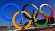Die Organisatoren von Olympia 2016 in Rio haben einige Schulden angehäuft.