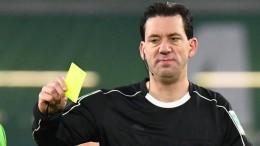 Neuer DFB-Ärger um Schiedsrichter Gräfe