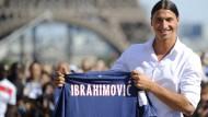 Big Spender: Zlatan Ibrahimovic