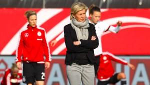 Neid vertraut ihren Europameisterinnen