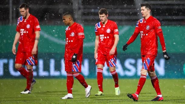 Bayerns Schmach lässt andere vom Titel träumen