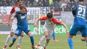 Hoffenheim siegt souverän