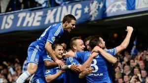 Chelsea wahrt die Ehre der Engländer