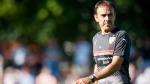Der steinige Weg des neuen VfB