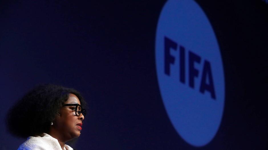 Mit Fortschritten ist es nicht so einfach: Fifa-Generalsekretärin Fatma Samoura
