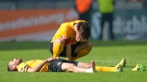 SG Dynamo Dresden - Arminia Bielefeld