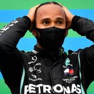 Gejagt werden nur noch Rekorde: Lewis Hamilton auf dem Hungaroring