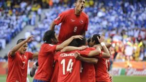 Beausejours Treffer macht Chile glücklich