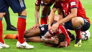 Schwere Coman-Verletzung trübt Bayern-Freude