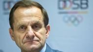 DOSB-Präsident Hörmann: Rüffel vom Bundesrechnungshof