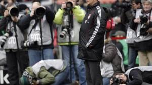 Bayern München im freien Fall
