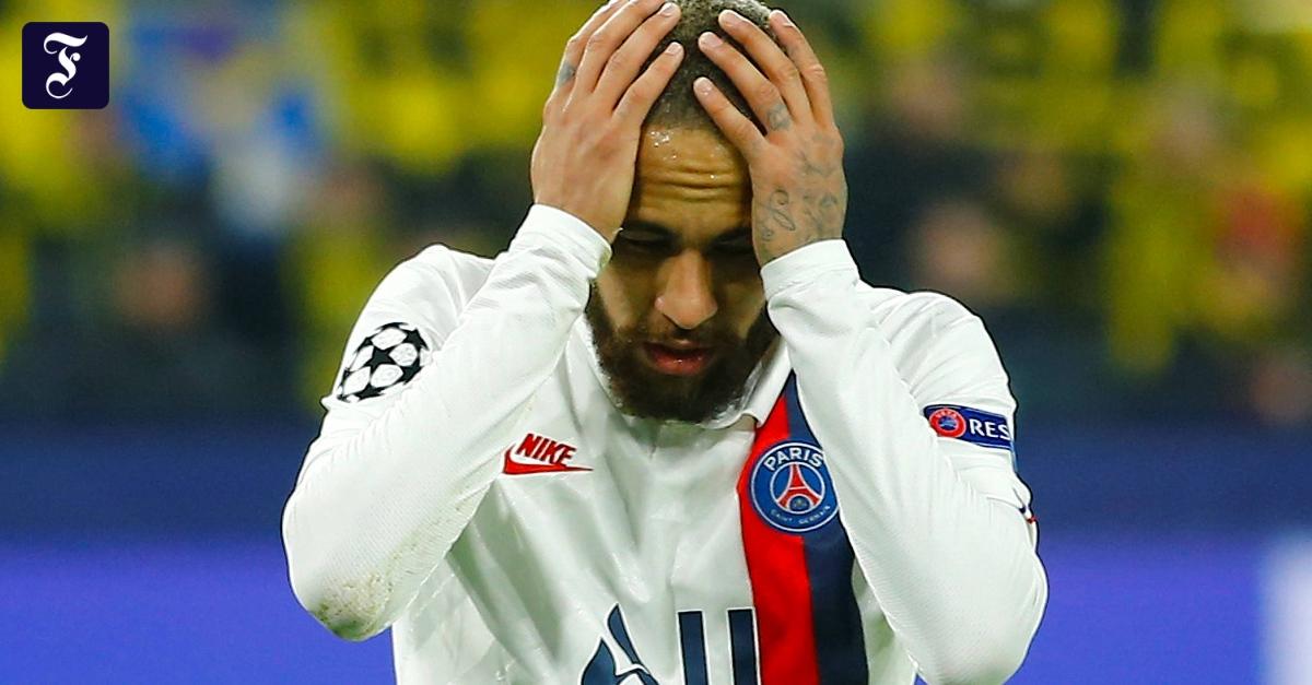 """""""So kann es nicht laufen"""": Neymar kritisiert Paris-Trainer Tuchel"""