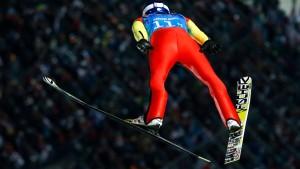 Team-Olympiasieger Freund gewinnt auch alleine