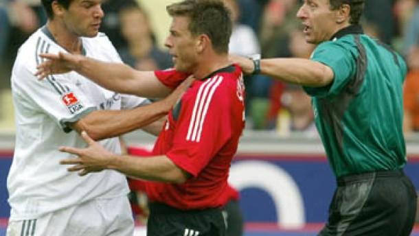 Referees sehen Rot im Fall Kahn