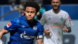 "Schalkes McKennie fordert ""Justice for George"""