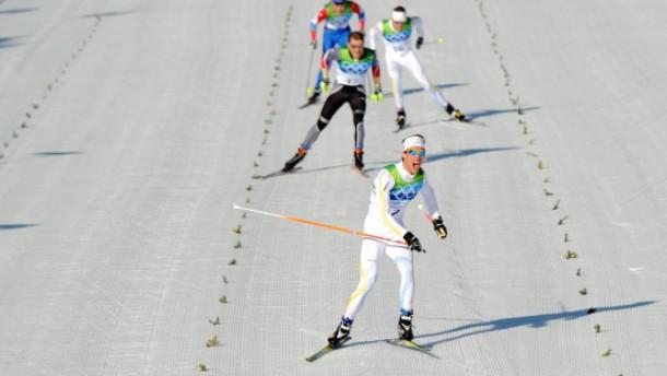 Skilanglauf, wie er sein muss
