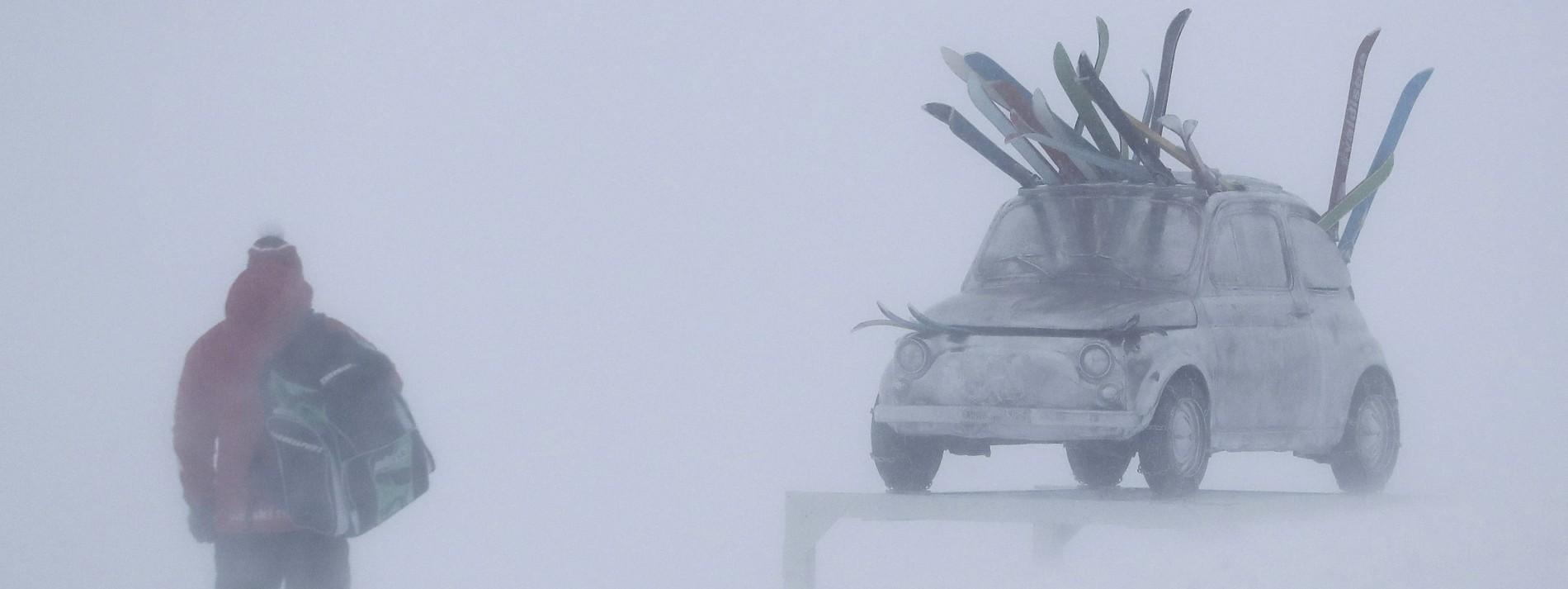 Mehrere Wintersport-Events abgesagt