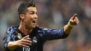 König Ronaldo zeigt es allen Nörglern