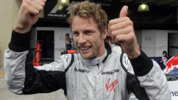 Jenson Button ist Weltmeister