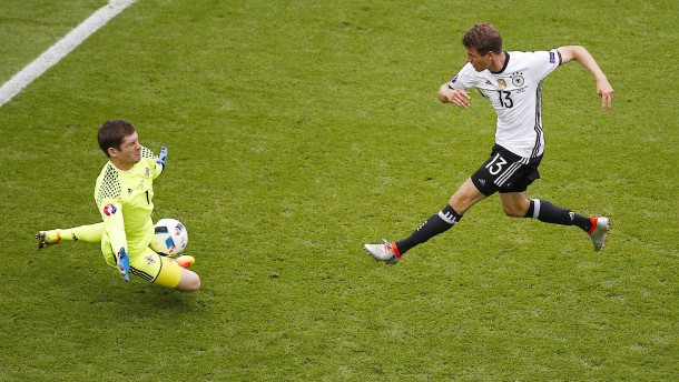 Ein fast perfektes deutsches Spiel