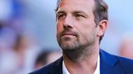 Aus und vorbei: Markus Weinzierl muss in Stuttgart gehen.