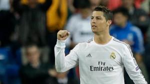 Auch Real B plus Ronaldo sind zu stark für Schalke