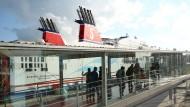 Norwegen kontrolliert Fähren aus Deutschland auf Flüchtlinge