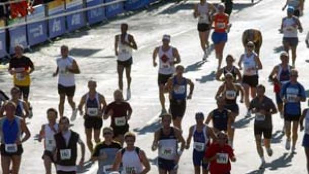 Paula Radcliffe besiegt den Olympia-Frust