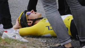 Und dann der Donner bei der Tour de France