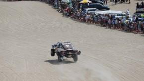 Mit dem Buggy durch die Dünen