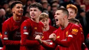 Liverpool-Bubis sichern Urlauber Klopp das Achtelfinale