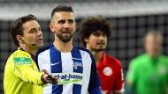 Hertha-Torjäger Ibisevic trifft doppelt – und fliegt