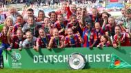 Gemischtes Double für die Bayern