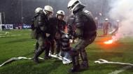 Noch ein Skandal im griechischen Fußball