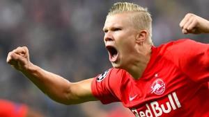 Darum entschied sich Haaland für Dortmund