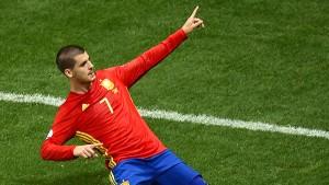 Spanien wird Deutschlands Gegner