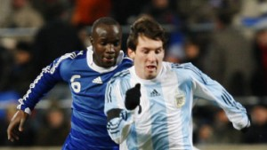Vergötterter Maradona, bestaunter Messi und bedauerter Ribéry