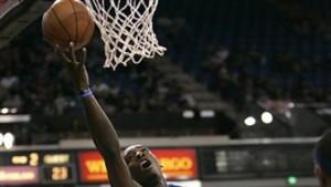 Wo kein Geld wächst, wird der Basketball umgetopft