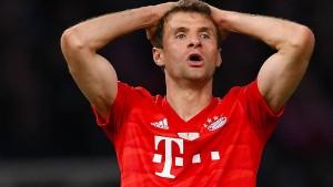 Wohin nur mit Müller beim FC Bayern?
