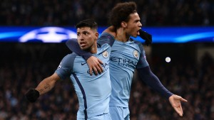 Manchester City gewinnt Torfestival