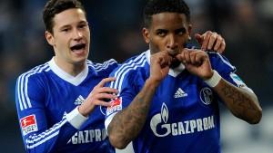 Schalke feiert und feiert